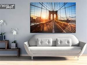 Foto Auf Plexiglas : foto auf acrylglas brooklyn bridge ~ Buech-reservation.com Haus und Dekorationen