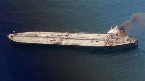 Supertanker fire off Sri Lanka under control as navy tows ...