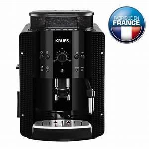 Machine À Moudre Le Café : krups yy8125fd machine expresso automatique avec broyeur ~ Melissatoandfro.com Idées de Décoration