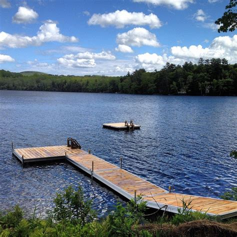 Boat Lifts For Sale Vermont by Swimming Platforms Northeast Dock Sales