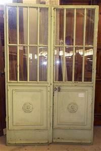 Porte En Métal : divers portes fer impostes vente de portes anciennes et contemporaines ~ Teatrodelosmanantiales.com Idées de Décoration
