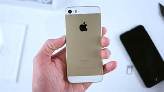 iphone se gold new 4 inch iphone se unboxing gold