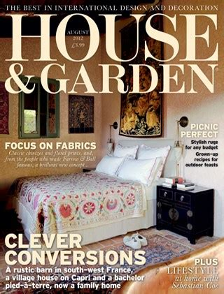 House And Garden Magazine by House Garden Magazine August 2012 The Primo Oven The
