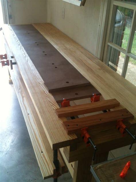 fangled workbench  rustyspur  lumberjockscom