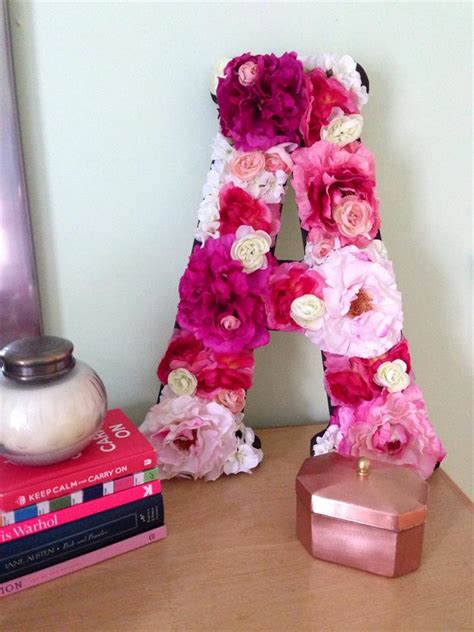 easy handmade letters  home decor diy