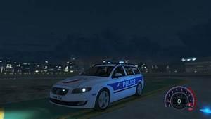 Vehicules Gta 5 : volvo v70 police nationale vehicules pour gta v sur gta modding ~ Medecine-chirurgie-esthetiques.com Avis de Voitures