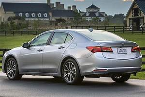 2014 Acura Tl Vs 2015 Acura Tlx Whats The Difference Autos Post