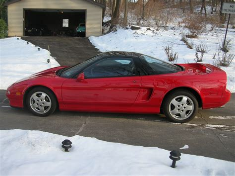 picture of 1992 acura nsx 2 dr std coupe exterior
