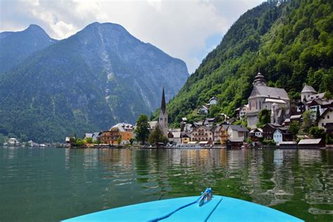 Boat Rental Vienna by Hallstatt Austria A Charming Lakeside Village