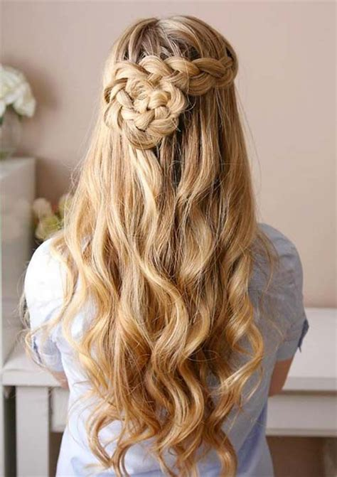 gorgeous braided hairstyle    haircuts