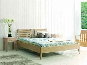 Chambre adulte en bois massif perfect ides dco pour la for Chambre à coucher adulte moderne avec matelas 70x140 latex naturel