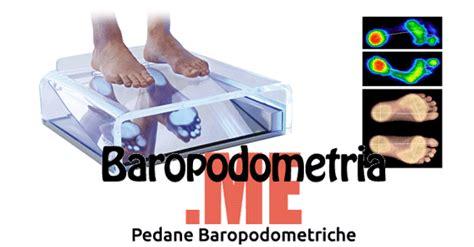 Pedana Baropodometrica Prezzo by Podoscopio Elettronico Info E Prezzo Baropodometria Me