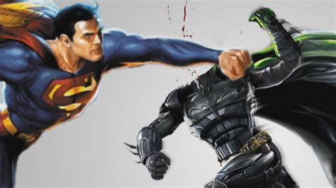 Watch 50 Ways Superman Could Beat Up Batman [video