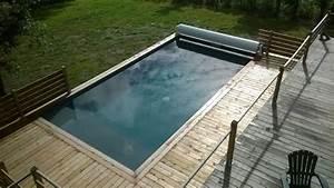 Prix Pose Liner Piscine 8x4 : piscine 8x4 fond plat piscine pas cher les piscines de l 39 estey ~ Dode.kayakingforconservation.com Idées de Décoration