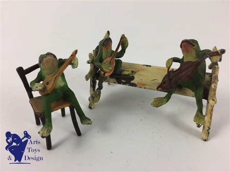 orchestra siege social plomb de nuremberg orchestra of frogs end of 19th century