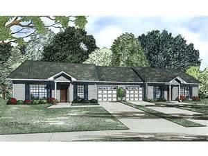custom ranch floor plans duplex house plans ranch duplex plan 025m 0084 at