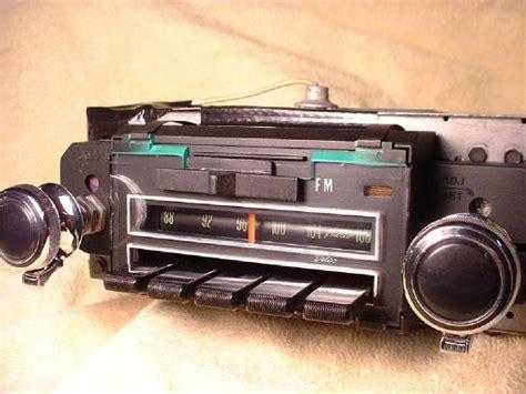 Vintage auto radio restoration jpg 560x420