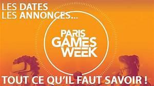 Paris Manga 2018 Date : paris games week 2018 dates trailers rumeurs et annonces du salon fran ais du jeu vid o ~ Maxctalentgroup.com Avis de Voitures