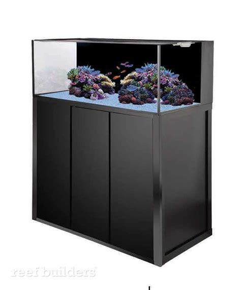 nuvo shallow reef sr series are innovative marine s most ambitious all in one aquariums to