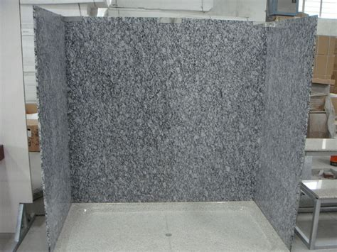 granite bathroom tub surround wall panel view granite