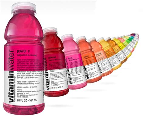 target womens think vitamin water is healthy think again