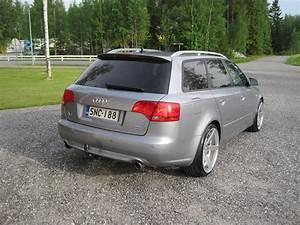 Audi B7 Tuning : audi a4 b7 05 08 sedan avant s line takapuskurin diffusori ~ Kayakingforconservation.com Haus und Dekorationen