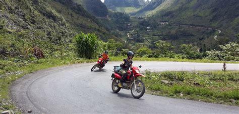 Motorcycle Trip In Vietnam
