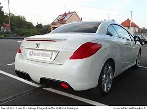 308 D Occasion : peugeot 308 cc 2l hdi 140cv feline 2009 occasion auto peugeot 308 cc ~ Medecine-chirurgie-esthetiques.com Avis de Voitures