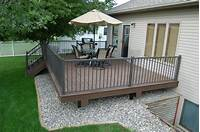 low deck designs Low Level Deck Designs Pictures to Pin on Pinterest - PinsDaddy
