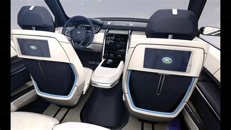 Range Rover Inside by Land Rover Defender 2017 Interior
