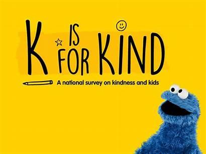 Kindness Caring Sharing Kind Word Study Street