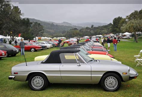 1977 Alfa Romeo 2000 Spider Veloce Pictures, History