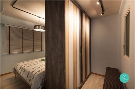 simple wall bed 6 brilliant 4 room hdb ideas for your home