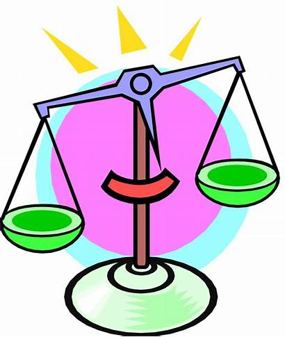 Balance Scale Clipart Clip Tilted Kid Cliparts