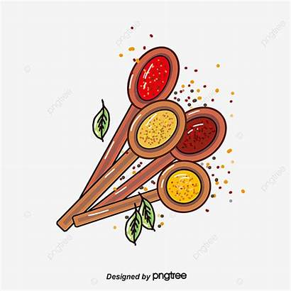 Spices Seasoning Delicious Clipart Psd Transparent Spiced