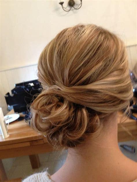 graceful  beautiful  side bun hairstyle tutorials