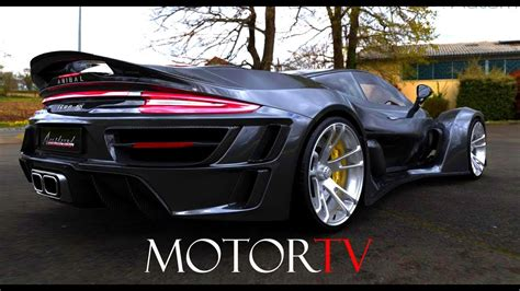 2018 anibal icon rr 920 hp l porsche 911 turbo s based supercar l trailer specs youtube