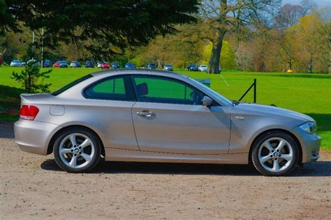 bmw 120d coupé 2008 bmw 120d se a series coupe for sale in ayr south ayrshire gumtree