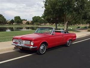 Classic 1965 Plymouth Valiant Signet Convertible   No Reserve   For Sale  Detailed Description