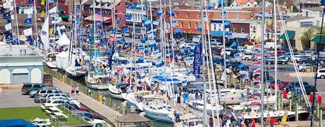 Annapolis Boat Show Parking by Annapolis Boat Show Directions And Parking Atlantic