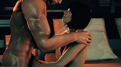 Mass Effect Kasumi Visits Shepard Free Porn 25 Xhamster