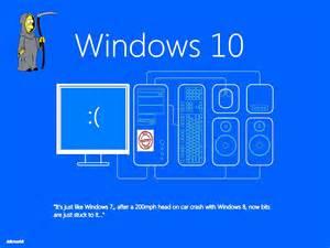 Funny Microsoft Windows 10