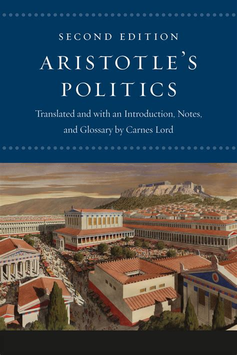 aristotles politics  edition aristotle lord
