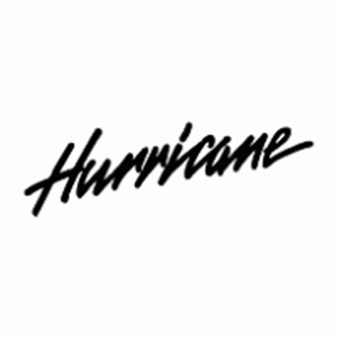 Hurricane Boats Logo by Hurricane Brands Of The World Vector Logos
