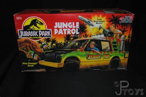 jurassic park car toy jp toys