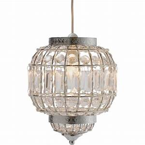 Buy collection kasbah pendant light clear at argos