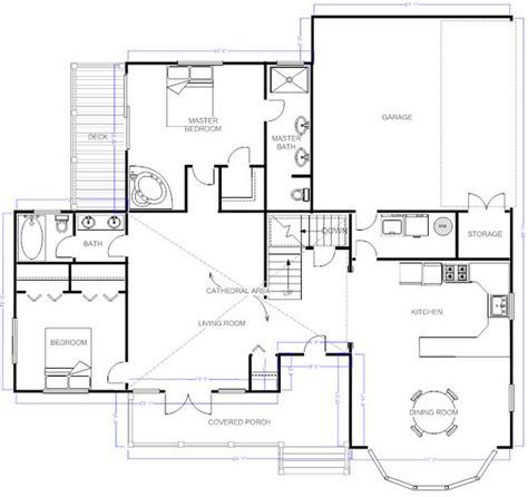 smartdraw floorplan visio alternative