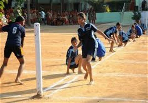 terms   kho kho sports  india
