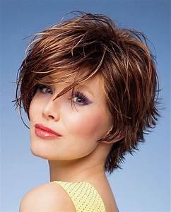 Coupe De Cheveux Mi Court : coupe de cheveux mi court femme ~ Nature-et-papiers.com Idées de Décoration