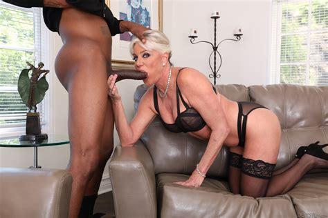 Superb Blonde Gilf Enjoys Sucking And Fucking Bbc Photos